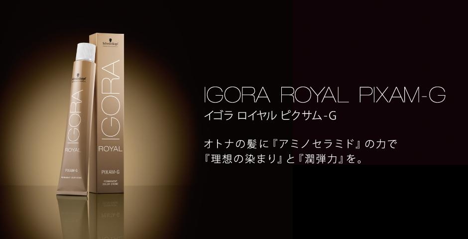 イゴラ ロイヤル ピクサム-G